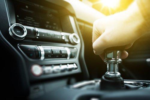 manual - transmission